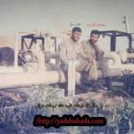 ظهراب بیگی - زبیدات عراق سال 63