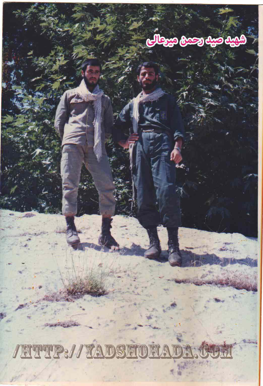 شهید صید رحمن میرعالی-۷
