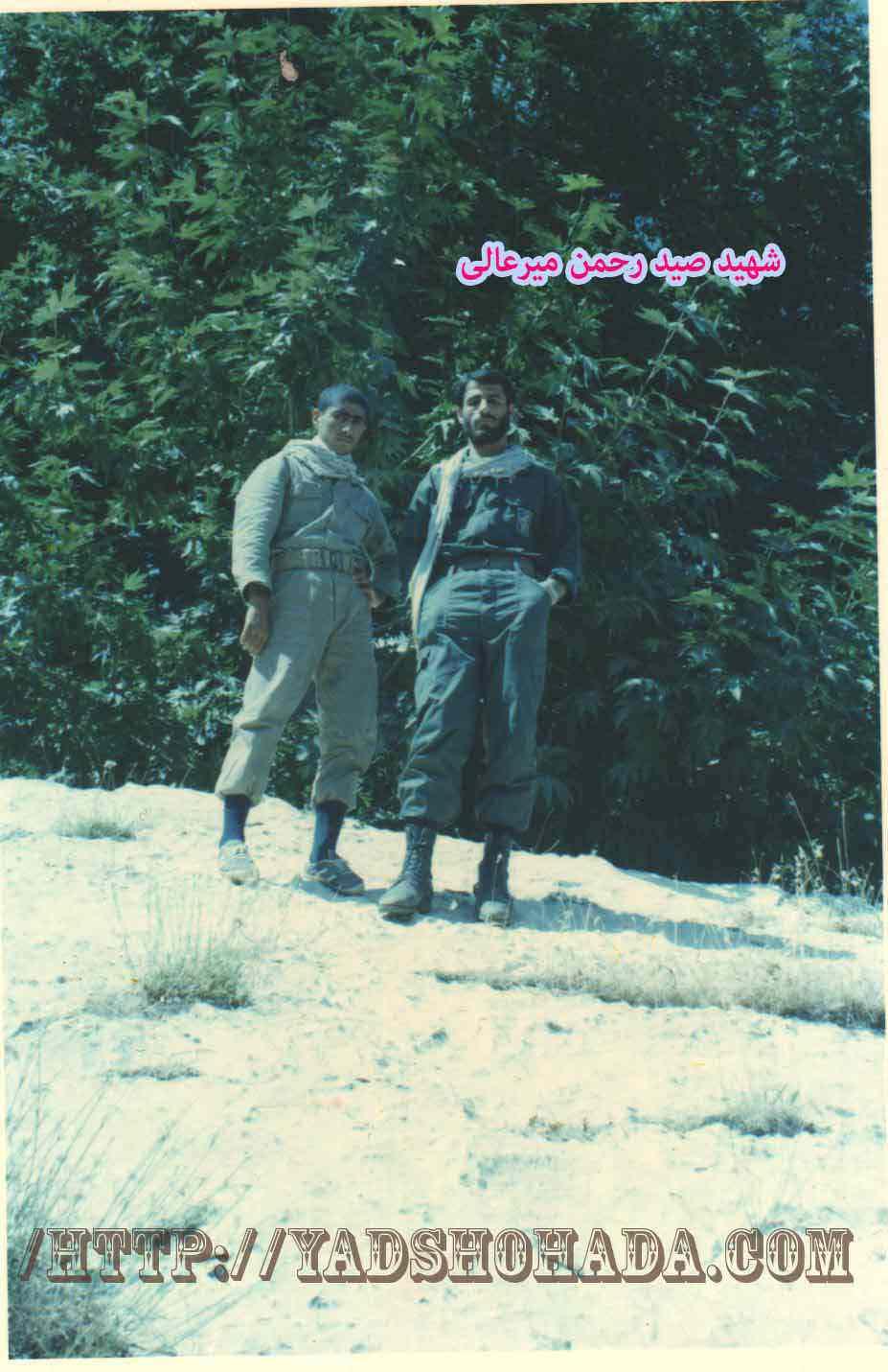 شهید صید رحمن میرعالی-۹