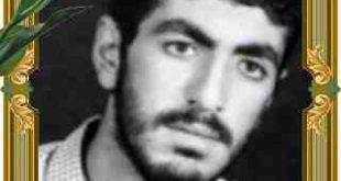 شهید علی محمد میر دریکوند