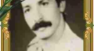 شهید محمدنبی عرب
